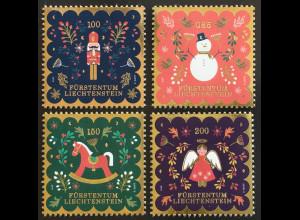 Liechtenstein 2019 Neuheit Weihnachten Christmas Natale Brauchtum Kirchenfest