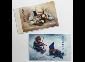 Norwegen 2019 Nr. 2011-12 Weihnachten Christmas Wichtel Weihnachtsgeschichte