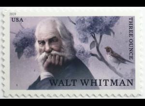 USA Amerika 2019 Nr. 5650 Walt Wihitman berühmter Dichter Journalist Lyriker