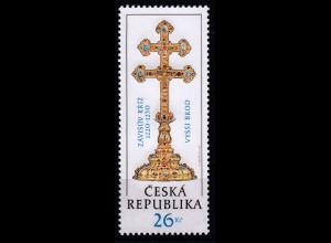Tschechische Republik 2013, Michel Nr. 765 ** postfrisch, Zawisch-Kreuz
