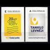 Tschechische Republik 2013, Mi-Nr.780-81 ** postfr. Hochformat-personalisierbar