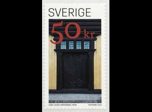 Schweden Sverige 2019 Neuheit Rollenmarke Türmotiv