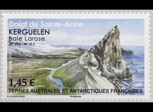 Franz. Antarktis TAAF 2020 Nr. 1060 Landschaftliche Sehenswürdigkeiten