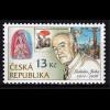 Tschechische Republik 2014 Michel Nr. 793, Tradition tsch. Briefmarkengestaltung