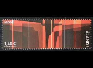 Aland 2020 Nr. 484 SEPAC gemeinsames Thema Kunsthandwerk Moderne Kunst