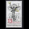 Tschechische Republik 2014, Michel Nr. 804, 200 J. Schlesisches Landesmuseum