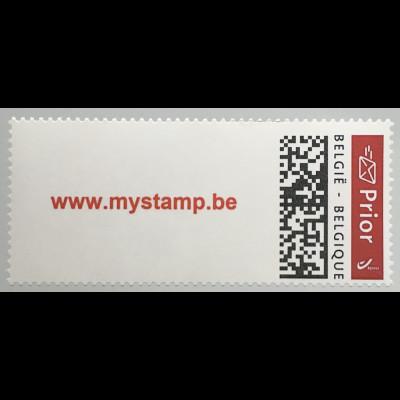 Belgien 2020 Neuheit My Stamp Briefmarke zum Selbergestalten