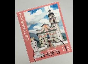 Österreich 2020 Neuheit Wallfahrtskirche Sankt Peter und Paul in Götzens Tirol