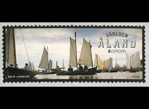 Aland 2020 Nr.486 Europamarken Alte Historische Postwege