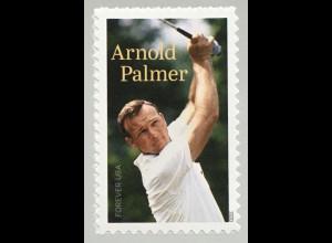 USA Amerika 2020 Neuheit Arnold Daniel Top Golfspieler Profigolfer Golfsport
