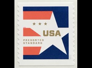 USA Amerika 2020 Nr. 5671 Freimarke für Massenendungen: Flagge