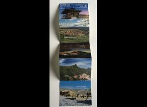 Spanien España 2020 Nr. 5421-24 Städte mit Charme Tourismus Reiseziele Urlaub