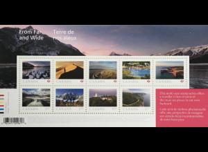 Kanada Canada 2020 Neuheit Far and Wide Tourismus Travelling Reisen Natur Fauna