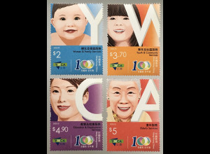 Hongkong 2020 Neuheit 100 Jahre christliche Frauenorganisation