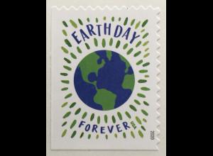 USA Amerika 2020 Neuheit Tag der Erde Umweltschutz Natur Ökologie