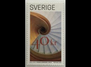 Schweden Sverige 2020 Neuheit Moderne Architektur Wendeltreppe Holz