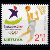 Litauen 2010 Michel Nr. 1044 **, Olympische Jugendspiele, Singapur