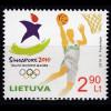 Litauen 2010 Michel Nr. 1044 Olympische Jugendspiele Singapur
