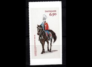Dänemark 2014 Michel Nr. 1799 400 Jahre Gardehusar Regiment