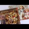 Lettland Latvia 2015, Michel Nr. 941-42, Europamarken - Altes Spielzeug, Puppen