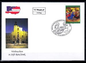 Österreich 2010 2904 FDC Weihnachten Christi Geburt SST St. Gabriel Rein