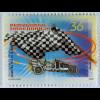 Makedonien 14. Juni 2006, Michel Nr. 393, 100 Jahre Grand-Prix-Automobilrennen