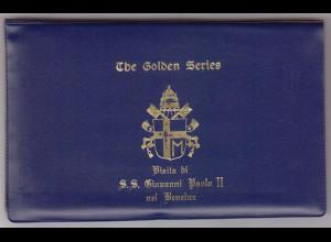 Vatikan, Papstreisebelege - Papst Johannes Paul II 11. - 21.05.1985