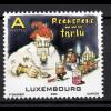 Luxemburg 2009 Michel Nr. 1837 10 Jahre Nationaler Forschungsfonds FNR