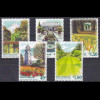 Neuseeland, Landschaften aus den Jahren 1964-97, 8 kpl. Sätze, siehe Bilder
