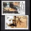 Luxemburg 2002 Michel Nr. 1577-78 Kulturelle Ereignisse Wilzer-Festspiele