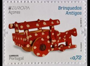 Azoren 2015 Michel Nr. 601 Europa Altes Spielzeug