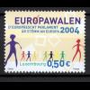 Luxemburg 2004 Michel Nr. 1644 Sechste Direktwahl zum Europäischen Parlament