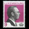Luxemburg 2000 Michel Nr. 1498 **, Freimarke: Großherzog Jean von Luxemburg