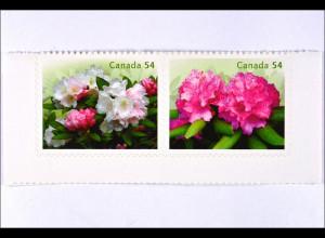 Kanada Briefmarken vom Jahr 2009 Michel Katalog Nr. 2539-40