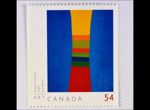 """Kanada 20. März 2009, Michel Nr. 2541, Gemälde, John Hamilton """"Jack"""" Bush"""