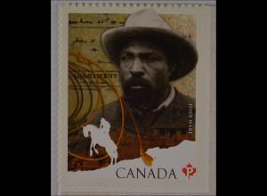 Kanada 2012 Mi.-Nr. 2797 John Ware Begründer der Rinderzucht im Raum Alberta