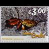 Tokelau Inseln 2015 Michel Nr. 464-67 Krabben Birgus Latro