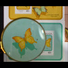 Schmetterlinge Club Tailed Charaxes Green Patch Swallowtail 4 Blocks