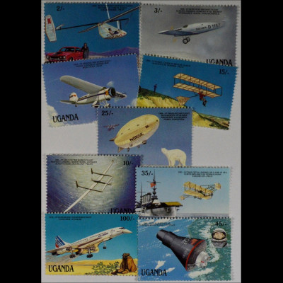 Luft-Raumfahrt Flugzeuge Muskelkraft Flugzeug Eagle Junkers W 33 L 9 Werte