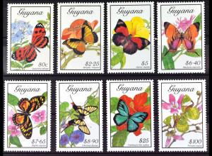Schmetterlinge Papilio zagreus Agrias claudia Marpesia marcella uvm.