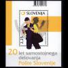 Slowenien Slovenia 2015 Block 79 20 Jahre slowenische Post