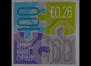 Zypern griechisch 2009 Nr. 1146 100 Jahre genossenschaftliche Bewegung Co-op
