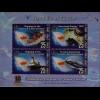 Zypern griechisch Cyprus 1999, Block 20, 10 Jahre Schiffsverband von Zypern