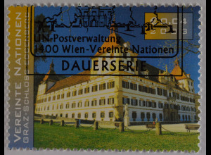Vereinte Nationen UNO UN Wien 2003 Nr. 396 UNESCO Welterbe in Österreich
