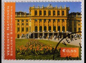 Vereinte Nationen UNO UN Wien 2004 Nr. 410 UNESCO-Welterbe in Österreich