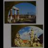 Vereinte Nationen UNO UN Wien 2002 Nr. 371-72 UNESCO Welterbe Italien