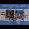 Vatikan Cittá del Vaticano 2015, Block 48, Gründung d. Vereinte Nationen