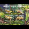 Türkei 2012, Block 88, Internationaler Tag der Umwelt - Prähistorische Tiere (I)