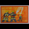 Liechtenstein 2008 Nr. 1472 Bevölkerungsschutz Freiwillige Feuerwehr