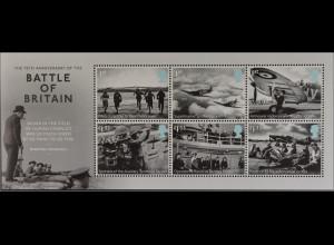 Großbritannien 2015, Block 94, 75. J. Luftschlacht um Britannien, Churchill